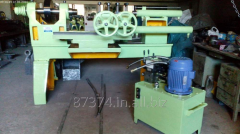 Hydraulic Spinning Lathe Double Slide Attachment
