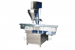 Single Head Auger Powder Filling Machine