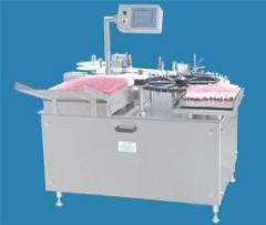 Automatic High Speed Ampoule Sticker Labeling