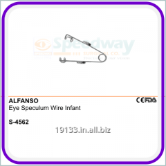 Alfanso Eye Speculum wire Infant
