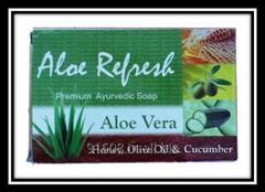 Aloe Vera Natural Fresh Soap 78% TFM