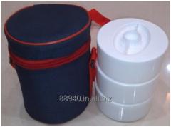 Soft Cylinder 3 Lunch Box