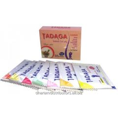 Tadaga Oral Jelly 20mg