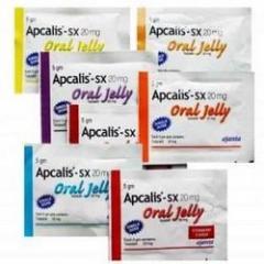 Apcalis SX 20mg (Tadalafil)