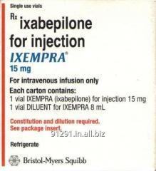 Ixempra Oncology Medicines