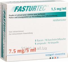 Fasturtec Oncology Drug