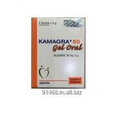 KAMAGRA 50 MG GEL ORAL