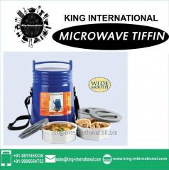 Lunch BOX with 4 microwave Container