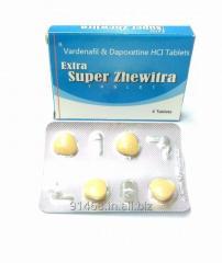 EXTRA SUPER ZHEWITRA GENERIC LEVITRA