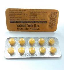 SNOVITRA STRONG 40 mg GENERIC LEVITRA