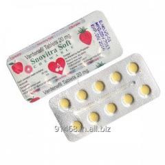 SNOVITRA SOFT CHEWABLE 20 mg GENERIC LEVITRA