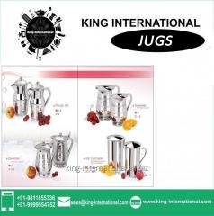 Steel Coloured Jug Combo