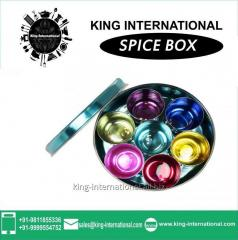 Multicolor Spice Rack