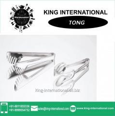 Silver Tongs