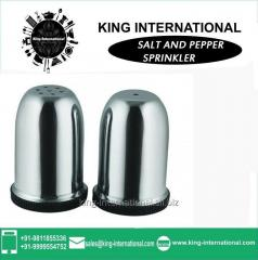 Salt & Pepper Sprinkler With Mirror Finish