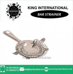 Silver Strainer