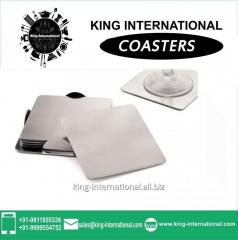 Coaster With Stand