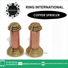 Copper Spkinkler
