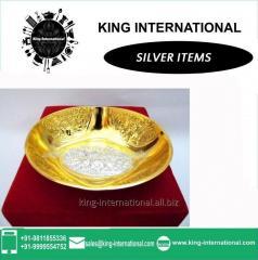 Brass Golden Bowl