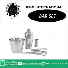 Plain Bar Set of 5 pcs