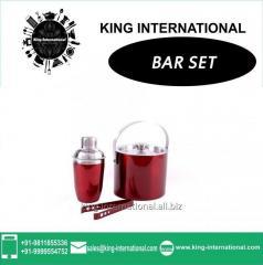 Red Bar Set of 3 pcs