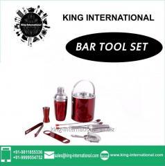 Red Bar Set of 9 pcs