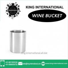 Plain Wine Bucket of 1 pc