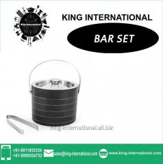 Black Bar Set of 2 pcs