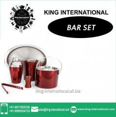 Red Bar Set of 5 pcs