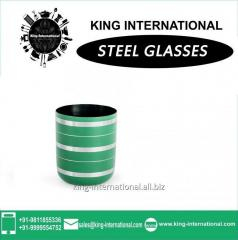 Green Glasses/Tumbler Set of 1 pcs