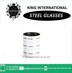 White Glasses/Tumbler Set of 1 pcs