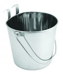 Falt Pail Bucket W Hook