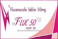 Fluc 50mg (Fluconazole)