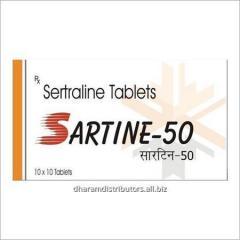 Sertine 50mg (Sertraline)