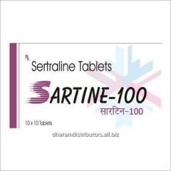 Sertine 100mg (Sertraline)