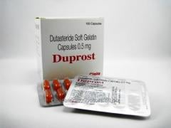 Duprost 0.50mg