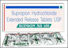 Bupron SR 150 mg (Bupropion 150mg)