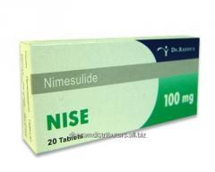Nimesulide 100mg