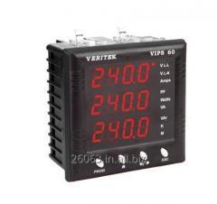 Digital Multifunction meter VIPS 60