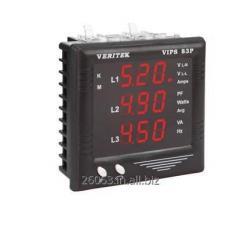 Three phase VIF Meter VIPS 83P