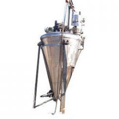 Nauta vacume conical Dryer