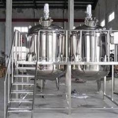 Cosmetic Mixing Vessel