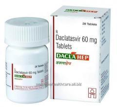 Daklinza generic india