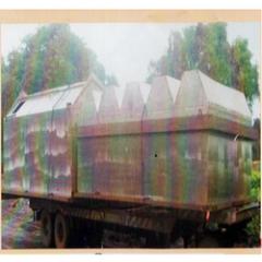 Extractor Wedge Filter