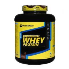 Muscleblaze 4.4 lbs ( 2 kilogram) Whey Protein