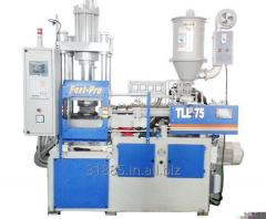 Bottom Locking Insert Moulding Machine