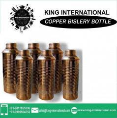 Copper Measuring Bislery Bottle