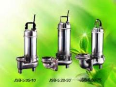 Dewatering & Sewage Pumps