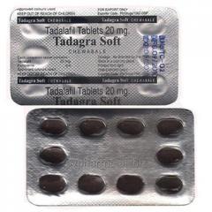 Tadagra Soft - Tadalafil
