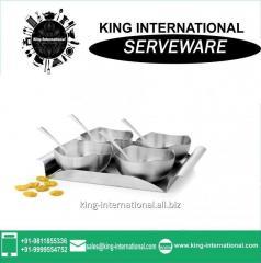 Serving Set and Tea Serving Set